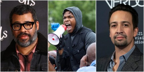 Directors are coming out in support of John Boyega after he said 'I don't know if I'm going to have a career after this' in a Black Lives Matter speech