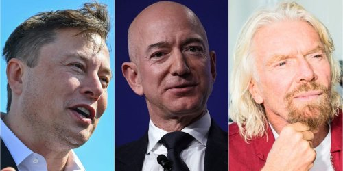 UN chief tears into Jeff Bezos and Richard Branson for 'joyriding to space while millions go hungry on Earth'