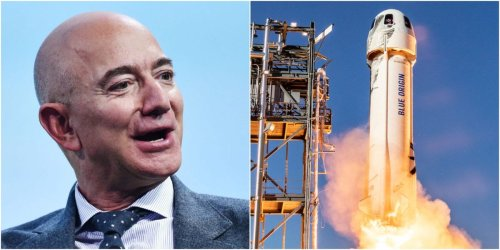 Jeff Bezos is trusting Blue Origin's new rocket with his life. It's flown 15 times, but he'll have no pilot and possibly no spacesuit.