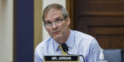 GOP Rep. Jim Jordan rips into Biden for attending the same G7, NATO summits with US allies that Trump went to multiple times