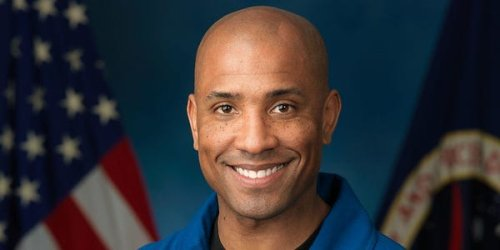 As NASA celebrates its diversity, astronaut and SpaceX crew member Victor Glover discussed how it felt to be the first Black astronaut to embark on a long-term ISS trip