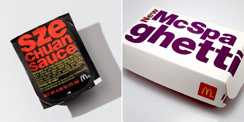 Bizarre and beloved McDonald's menu items you may never see again