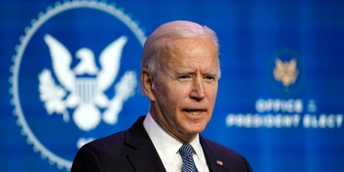 President Biden shows support for trans Americans, scrapping Trump's definition of gender and promising to overturn the trans military ban
