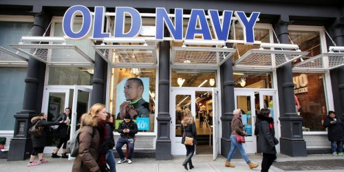 Old Navy splits off from Gap