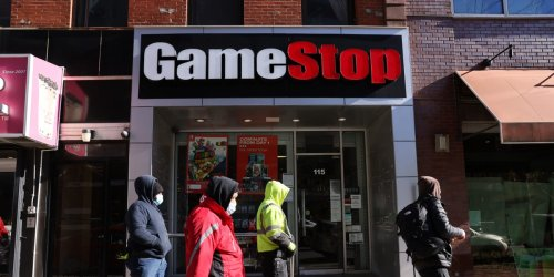 One in 10 British Gen-Zers says the GameStop saga inspired them to start investing — and 62% of those poured money straight into meme stocks, new survey shows