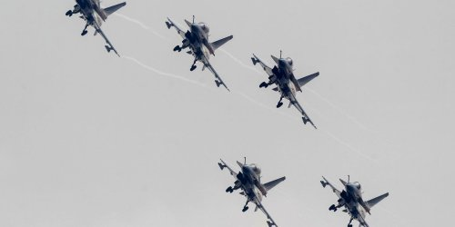 Taiwan says China flew 25 warplanes into its airspace in the largest breach yet