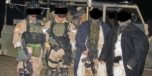Hours after 9/11, the US military turned to Delta Force, and Delta Force scrambled to get operators back in uniform