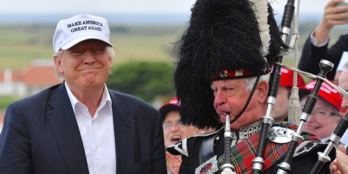 The fate of a 'McMafia' investigation into Trump's Scottish golf course rests on the decision of a judge that could come at any time