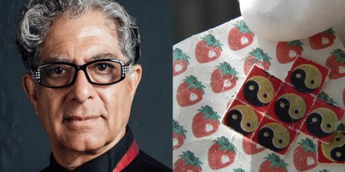 Deepak Chopra did LSD for the first time in a lab and felt his consciousness shift while staring at a photo of Mother Teresa