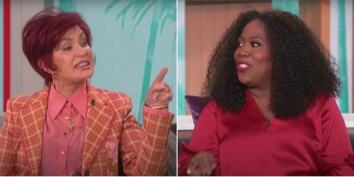 Sheryl Underwood explains why she didn't reply to Sharon Osbourne texts: 'They were coming to me during the internal investigation'