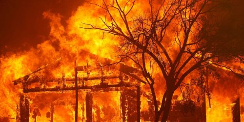 One of the 2020 California wildfires was started to cover up a murder, officials say