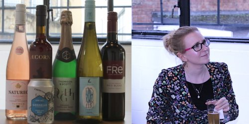 I tasted 6 nonalcoholic wines, and the whites and reds were shockingly bad