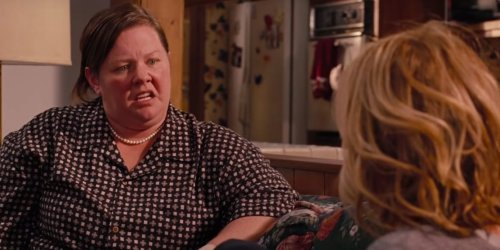 Melissa McCarthy ad-libbed one of the most emotional scenes in 'Bridesmaids'
