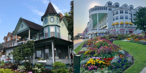 I visited Mackinac Island in the Midwest, and the car-free Michigan spot felt like a fairy-tale
