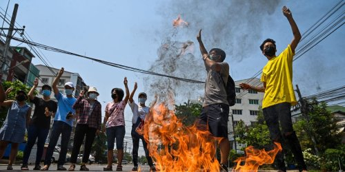 5 ways to help anti-coup protesters on the ground in Myanmar right now