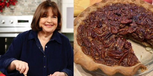 Ina Garten just shared her easy pecan pie recipe for Thanksgiving, and it only takes 10 minutes of prep