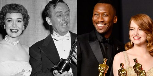 How the Oscars has changed over the past 92 years