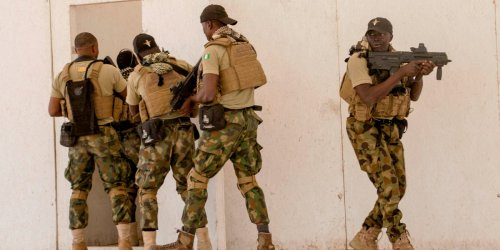 US special operators and their allies say taking on Russia and China in Africa requires 'strange bedfellows'