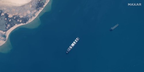The Ever Given's insurer calls the Suez Canal Authority's demand for nearly $1 billion bogus