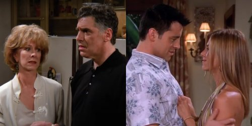 15 major 'Friends' couples, ranked from worst to best