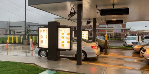 Chick-fil-A CEO says 30% of people drive away because the chain's drive-thru lines are so long