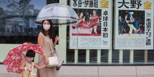 Tokyo sees record-breaking number of new COVID-19 cases as the 2020 Olympics are being held