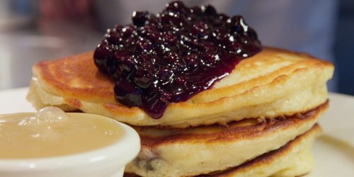 Looking for the best pancakes in NYC? Look no further