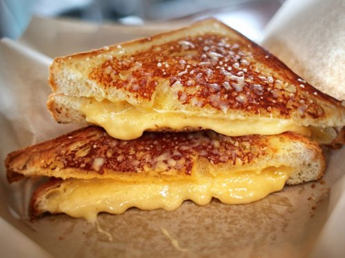 The Secret Ingredient You Should Be Using on Your Grilled Cheese