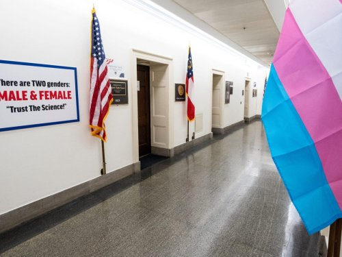 Every anti-trans bill US lawmakers introduced this year, from banning medication to jail time for doctors
