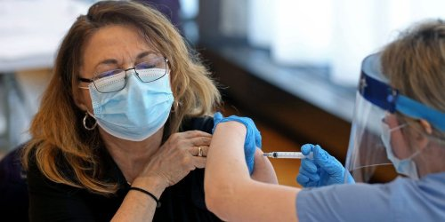 Americans might start getting a third booster shoot for Moderna vaccines this year