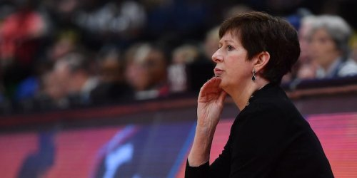 Muffet McGraw has stepped down as the head basketball coach at Notre Dame. She fundamentally shifted the landscape of women in sports.