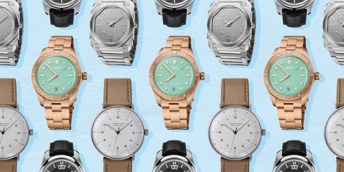 The 15 best new watches for men, according to a watch expert
