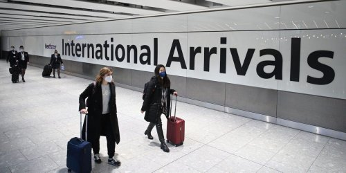 UK seals its border and requires negative COVID-19 tests for arrivals in a bid to keep out 'vaccine-busting' variants