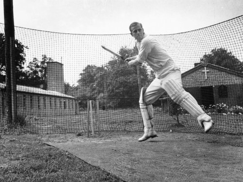 Prince Philip was an avid sportsman and was present for some major moments in sports history. Take a look at photos of his sporting life.