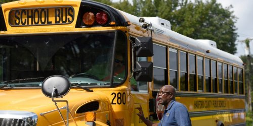 New York state is trying to persuade more than 550,000 commercial driver's license holders to become school bus drivers amid a crippling shortage