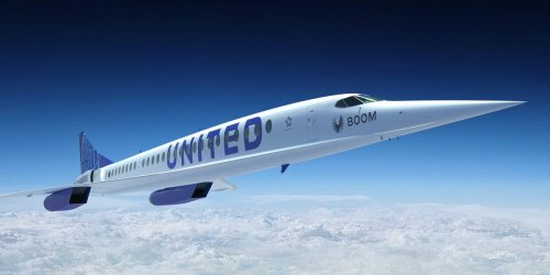 United placed a $3 billion order for 15 supersonic jets. Meet Boom Supersonic's Overture