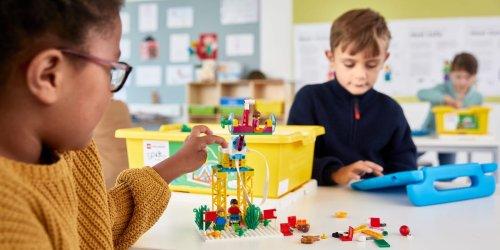 Lego SPIKE Essential teaches coding and robotics through 'purposeful play' and familiar bricks