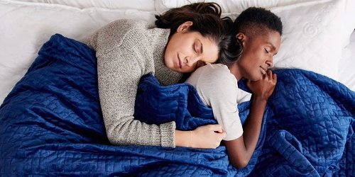 The 5 best weighted blankets we tested in 2021