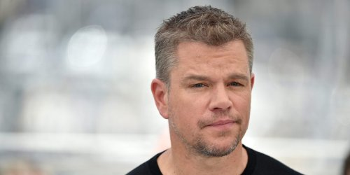 Matt Damon said he finally stopped using the word 'f----t' a few months ago after his daughter wrote a 'treatise' on why he shouldn't use the homophobic slur