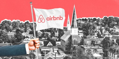 Airbnb is trying to sell itself as a savior for struggling cities and small towns. But it's actually a devil in disguise.