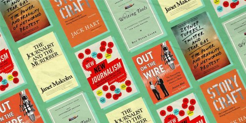 The 54 best books to read if you want to be a journalist, according to journalism professors