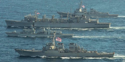 The Navy has a new ocean to worry about, it's not clear how it's going to deal with it, top lawmaker says