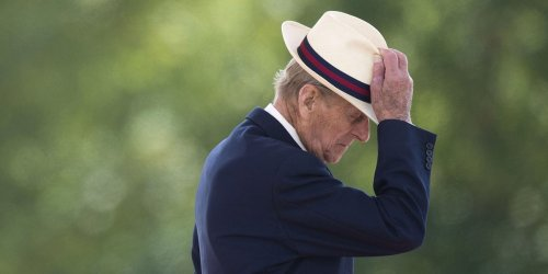 The most incredible photos from the life of Prince Philip