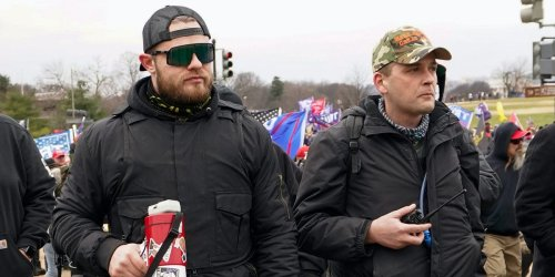 New Telegram audio transcripts show how Proud Boys panicked when members started getting arrested after the Capitol riot