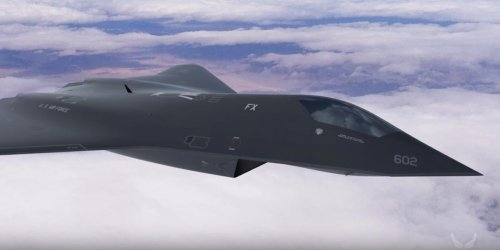 Here's what could make the Air Force's new jets 'sixth-generation' fighters