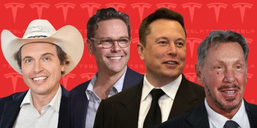Tesla quickly went from tiny startup to world's most valuable carmaker. These 13 leaders control its future.
