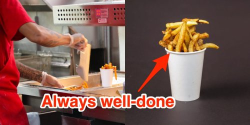 A Five Guys employee shares 3 things he wishes customers knew before coming in