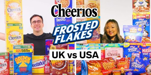 Every difference between US and UK breakfast cereals