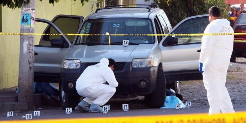 Mexico still has the most violent cities in the world, but new hotspots are emerging