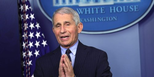 Fauci says we may be able to go to a movie theater without having to wear masks in 'late fall or early winter'